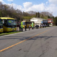 春の全国交通安全運動の実施